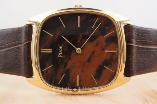 Piaget Thin 1971 Stone Dial Tonneau, cal 9P
