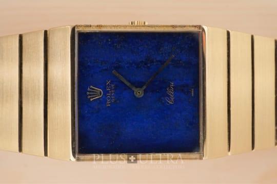 Rolex King Midas Lapis Lazuli Dial, Iconic, Rare