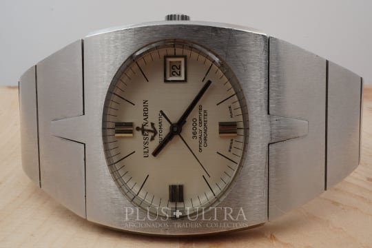 Ulysse Nardin High Frequency Chronometer 36000