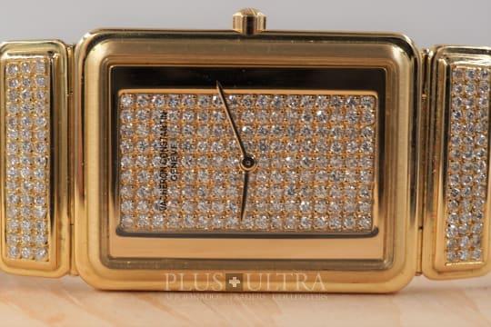 Vacheron Constantin Harmony, Full Original Diamond Set, VC Serviced & Rare