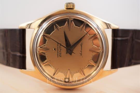 Zenith Rose Gold cal133.8 Chronometer