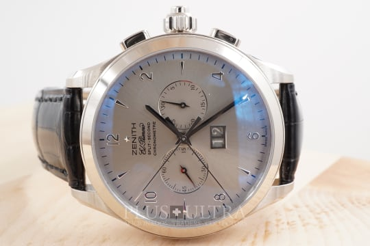 Zenith Grande Class Grande Date Rattrapante, Split Second, Full Set