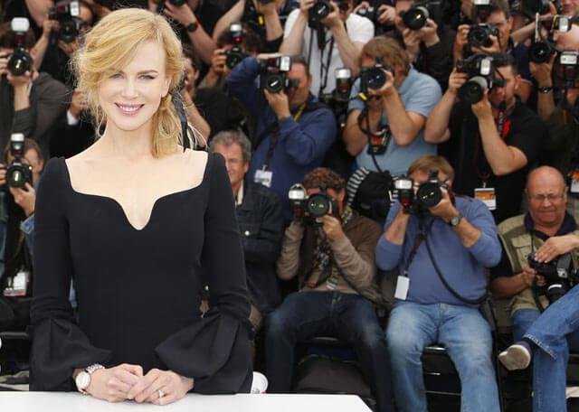 Nicole Kidman & New Omega DeVille Ladymatic
