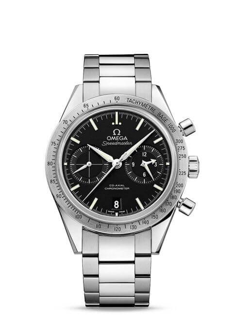 Speedmaster '57 Omega Co-Axial Chronographs