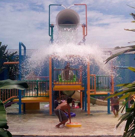 Balong Waterpark Jogja