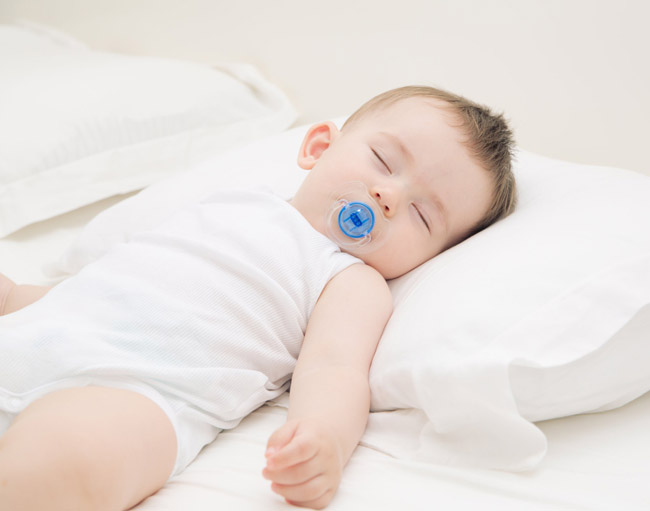 Bantal Bisa Mencegah SIDS Pada Bayi