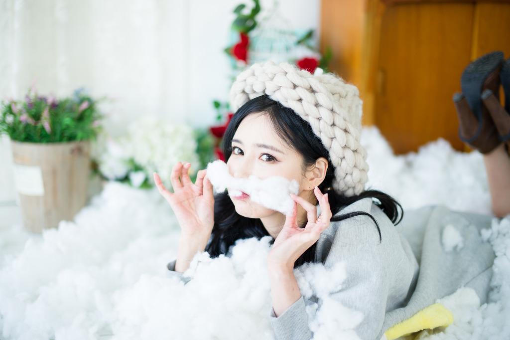 Han Ga Eun, Gadis Silikon Fiber