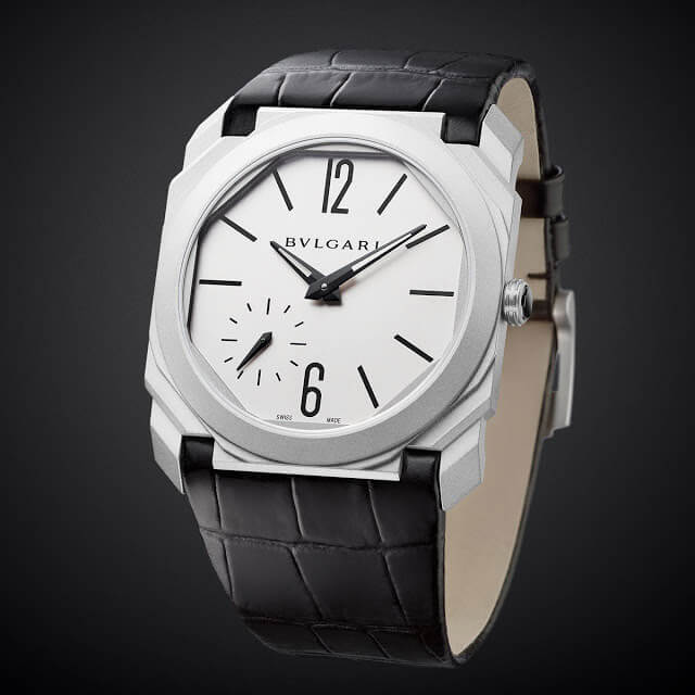 Bulgari Octo Finissimo Sandblasted Automatic