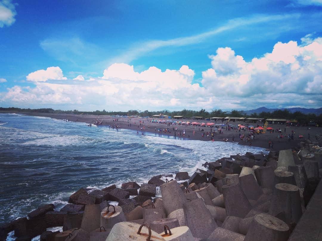 Pantai Glagah Indah Jogja