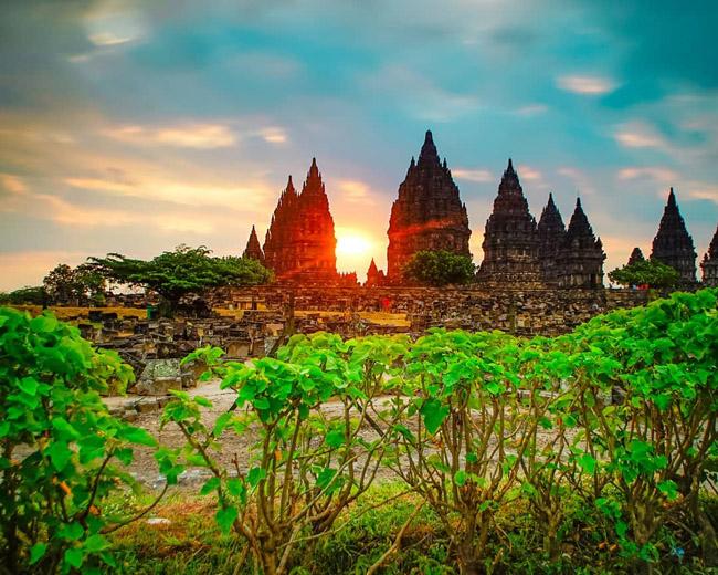 Wisata Candi Prambanan Jogja