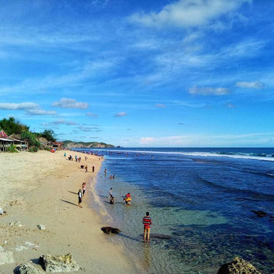 Pantai Sepanjang Jogja