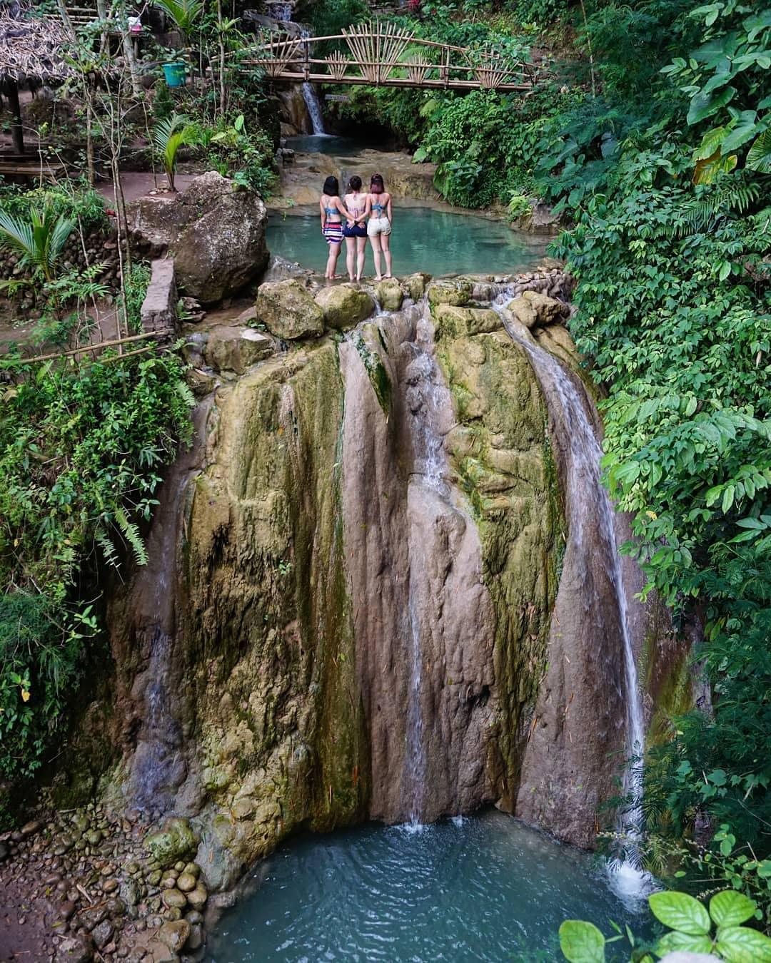 Wisata Air Terjun Kedung Pedhut Jogja