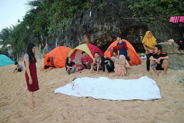 Pantai Sadranan Gunungkidul