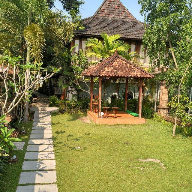 Rumah Budaya Tembi Jogja