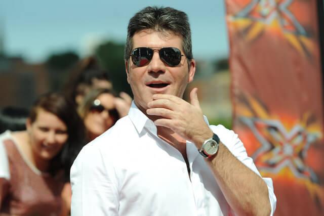 Simon Cowell : Jaeger LeCoultre Master Grande