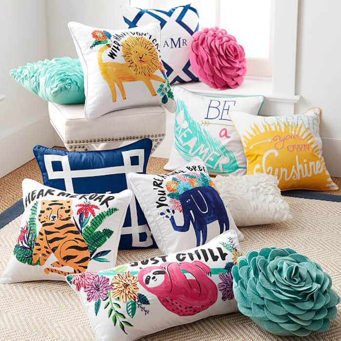 Pillows Construction