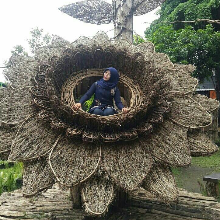 Selfie Park Taman Pule Jogja