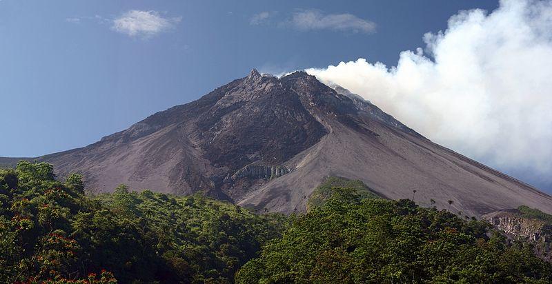 Mount Merapi Tourism