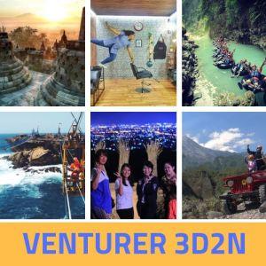 Paket Venturer 3D2N
