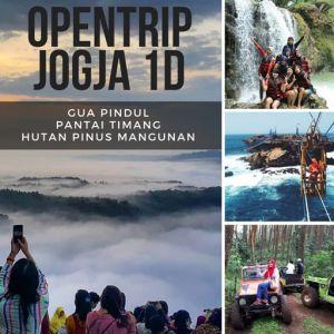 Open Trip Reguler Sabtu