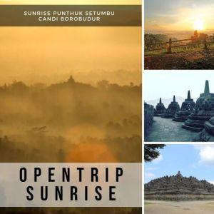 Open Trip Sunrise