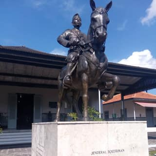 Sasmita Loka Jend Sudirman