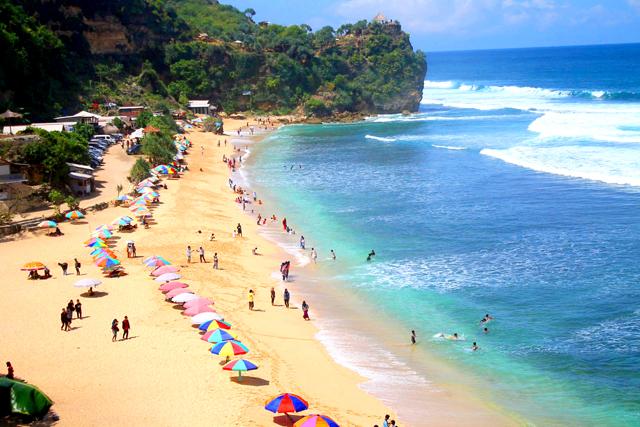 Gunungkidul Beach Tourism