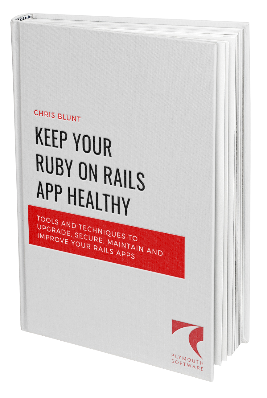 Keep Your Ruby on Rails App Healthy Cover