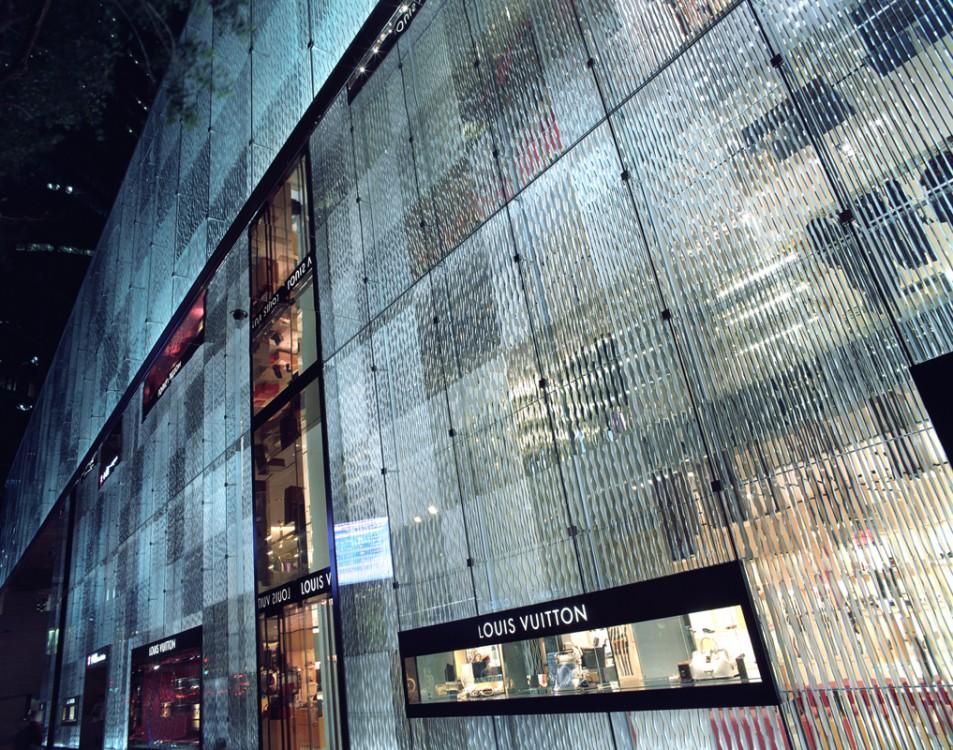Louis Vuitton Hong Kong   Peter Marino Architect 32544d54fb6