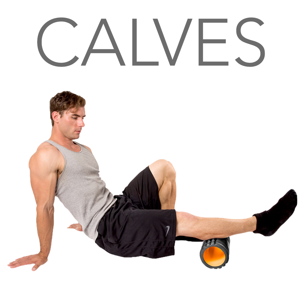Foam Roller for Calves and Exercise