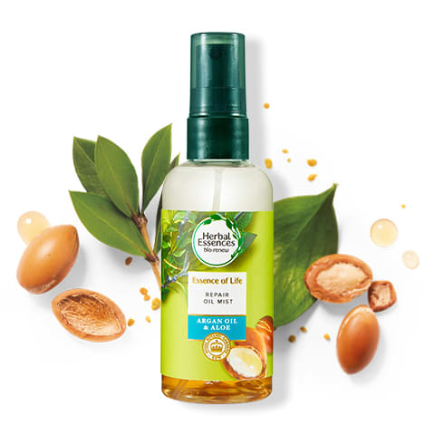 Herbal Essences Argan Oil Repairing Oil Mist