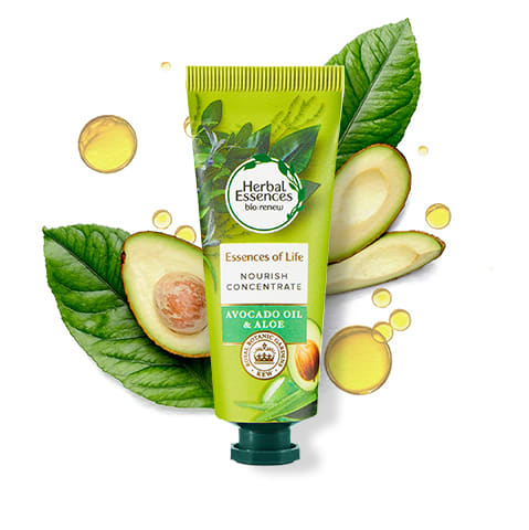 Avocado Oil Nourishing Concentrate Hair Mask 25ml