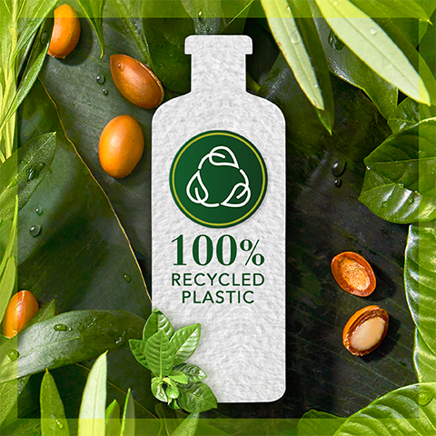 S6 How to Recycle Argan Shampoo