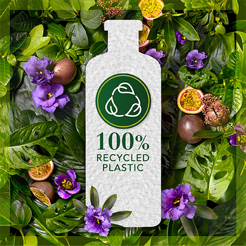 S6 How to Recycle Passion Flower Shampoo