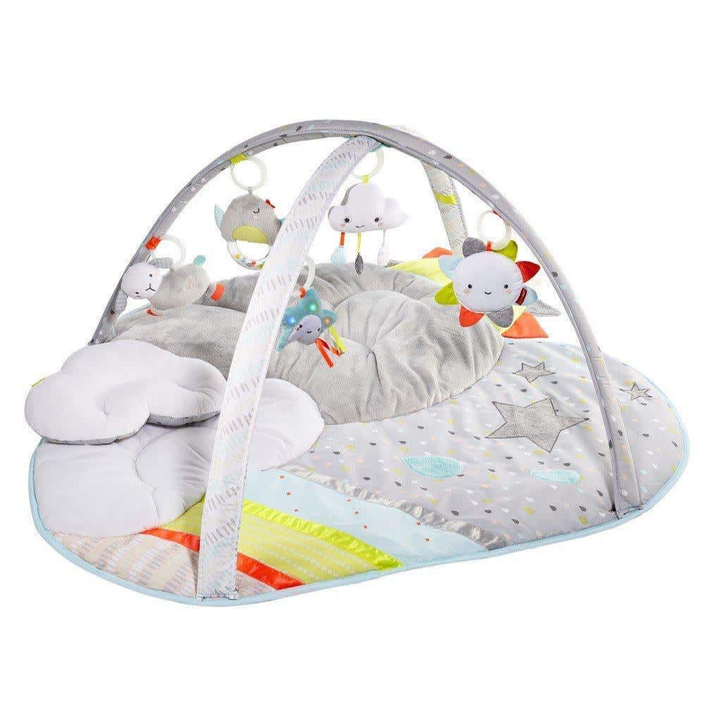 Silver Lining Cloud Baby Play Mat