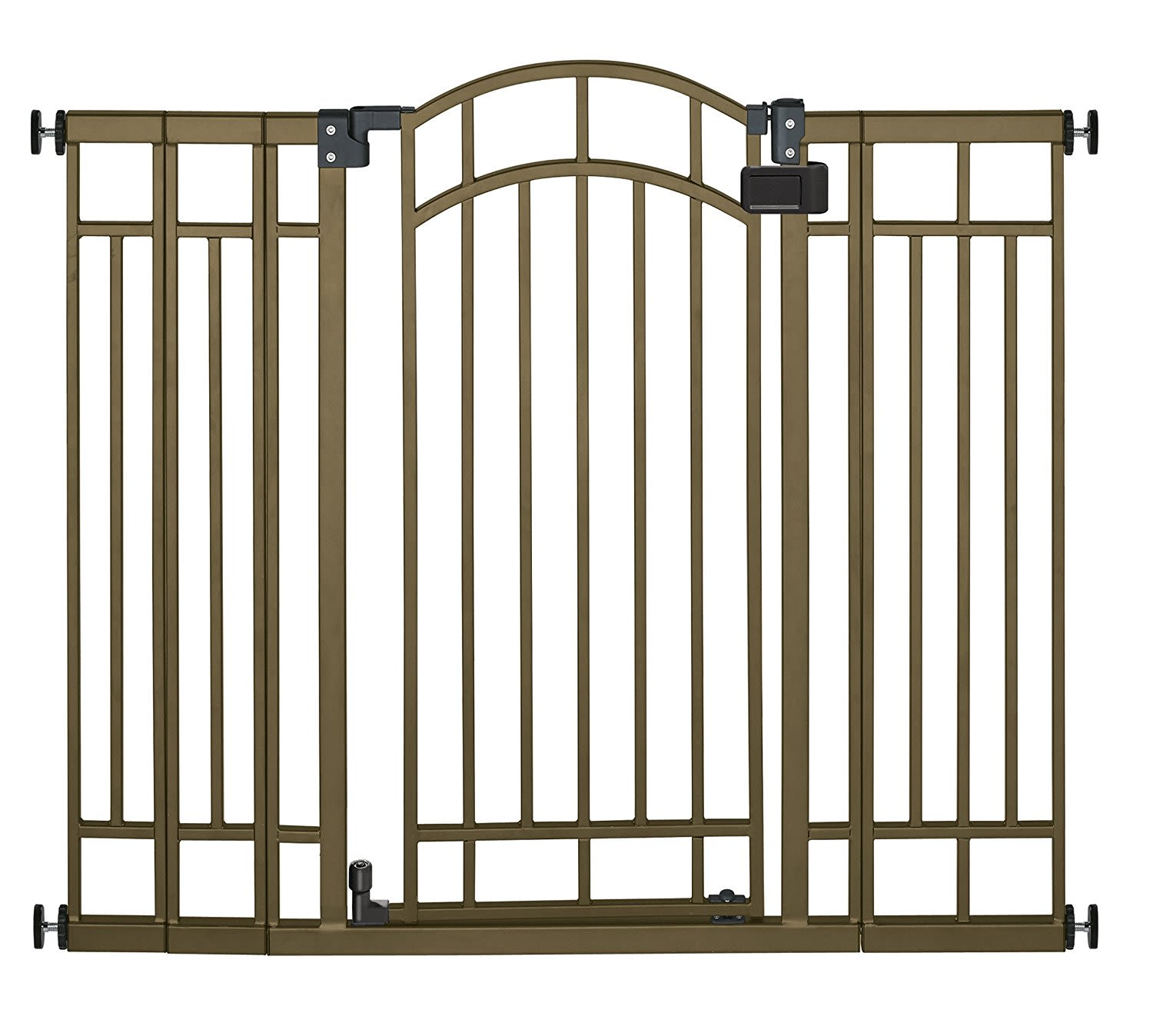 Multi-Use-Decorative-Extra-Tall-Walk-Thru-Gate