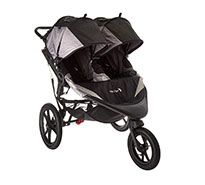 2016 Summit X3 Double Jogging Stroller