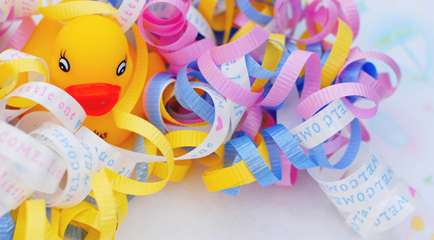 Invitaciones para un Baby Shower