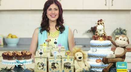 Ideas Para Baby Shower de Niño - Tema de Safari