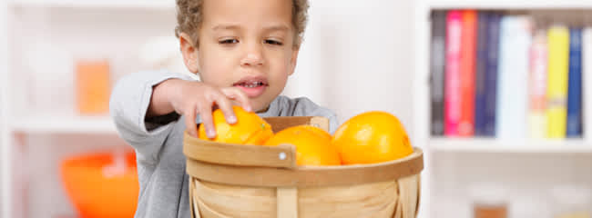 Toddler Nutrition: Making Choices at Mealtimes
