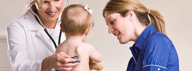 Your Baby's 9-Month Checkup