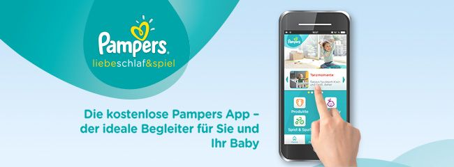 Pampers Mobile App