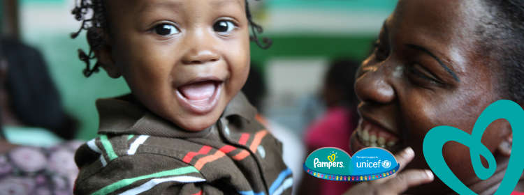 Alianza Pampers-UNICEF