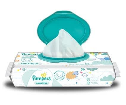Toallitas Húmedas Pampers® Sensitive