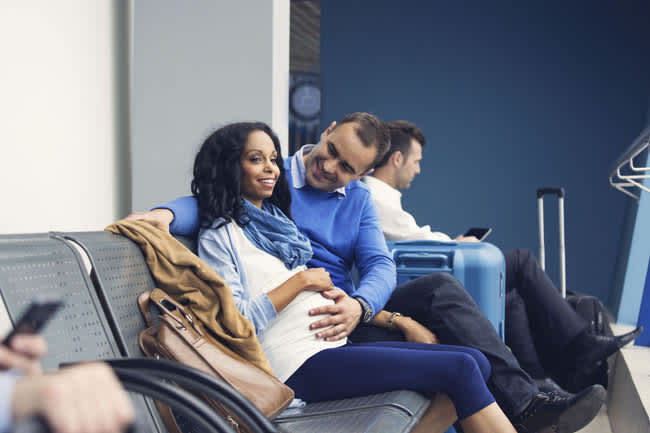 flying-while-pregnant-and-other-travel-considerations