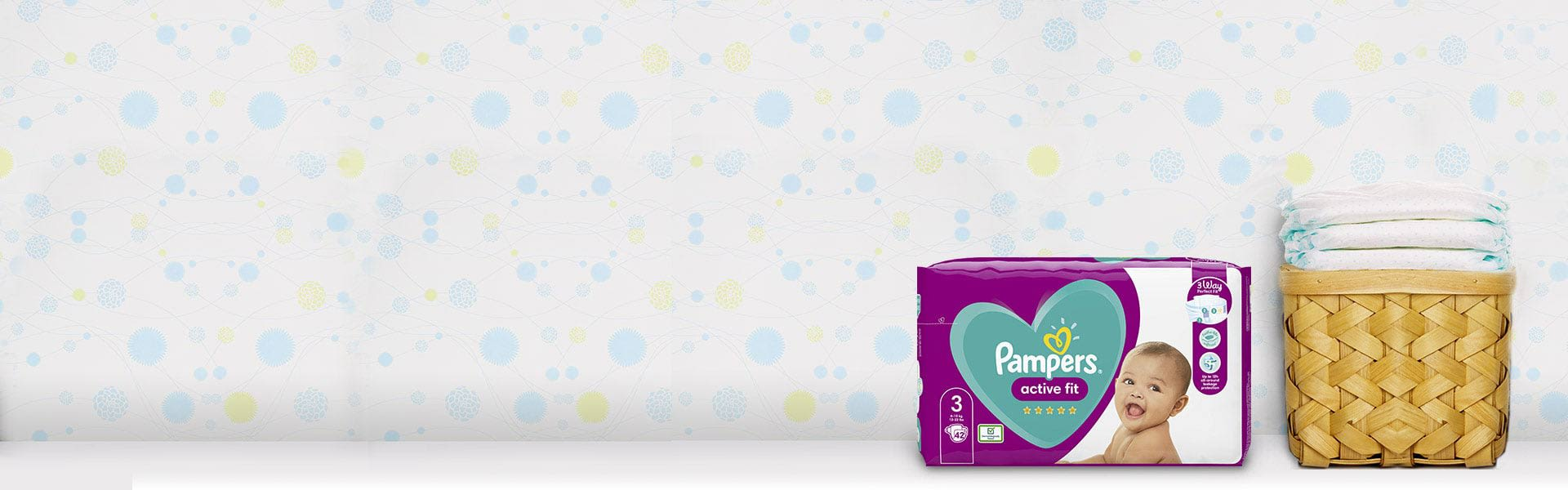 Pampers Active Fit Hero
