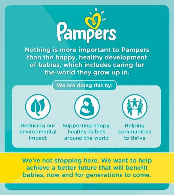 Pampers-sustainability