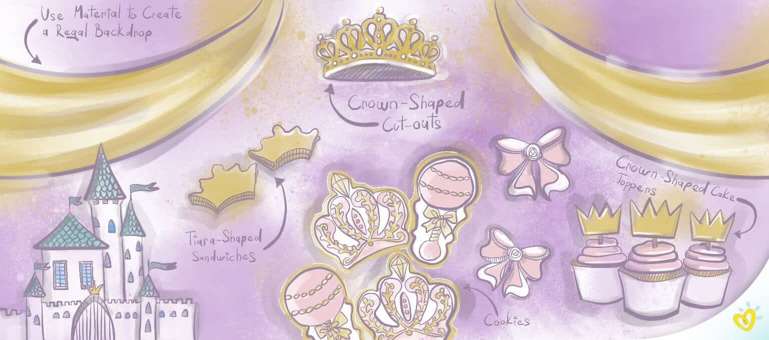 10 Baby Shower Themes Ideas For Girls Pampers