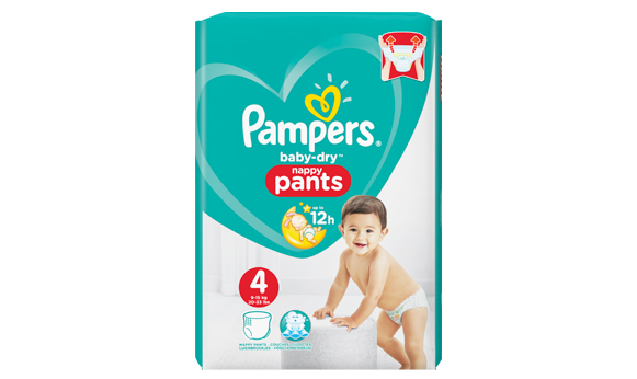 Baby Dry Pants S5