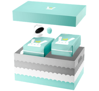 Lumi by Pampers™ Connected Care System